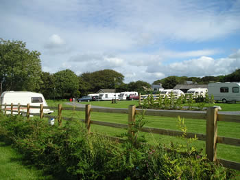 Talywerydd Touring Caravan and Camping Park