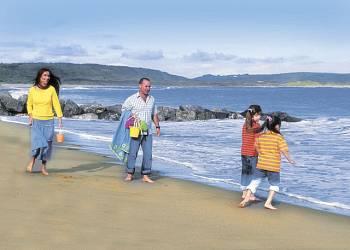 Holidays In Wales Trecco Bay In Mid Glamorgan