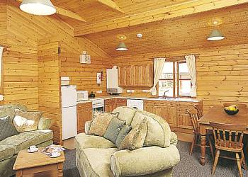 Bron Eifion Lodges