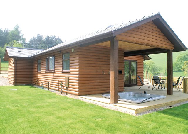 Lower Fishpools Lodges, Bleddfa Knighton,Powys,Wales